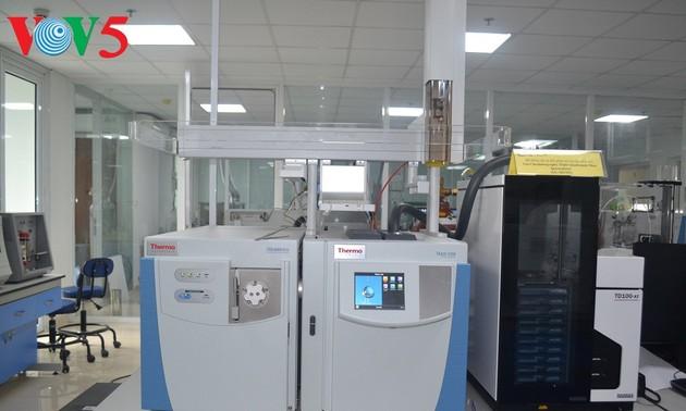 Phát huy hiệu quả Phòng thí nghiệm trọng điểm về môi trường không khí