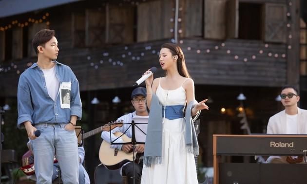Vừa đạt giải MAMA 2020, AMEE cho ra mắt ngay bài hát mới kết hợp cùng Hoàng Dũng