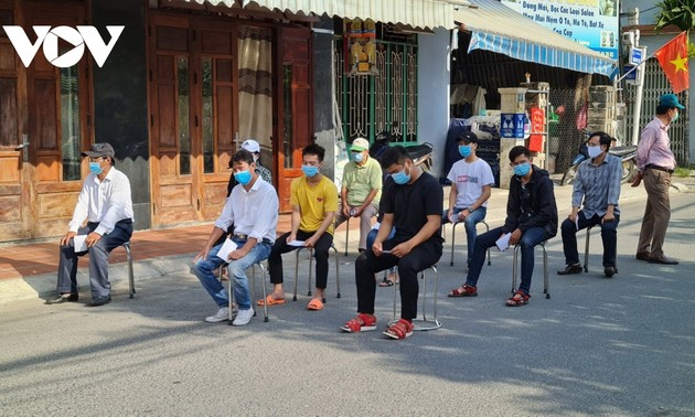 Đà Nẵng diễn tập các tình huống bỏ phiếu bầu cử khi có dịch Covid-19