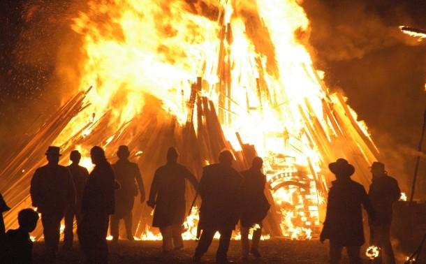 Bonfire Night traditions in Britain