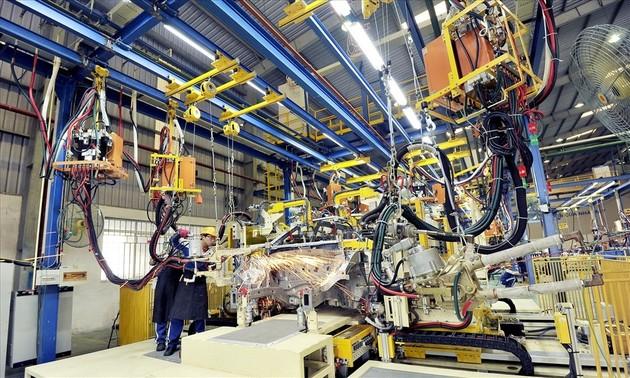 ベトナム、産業の成長を促進