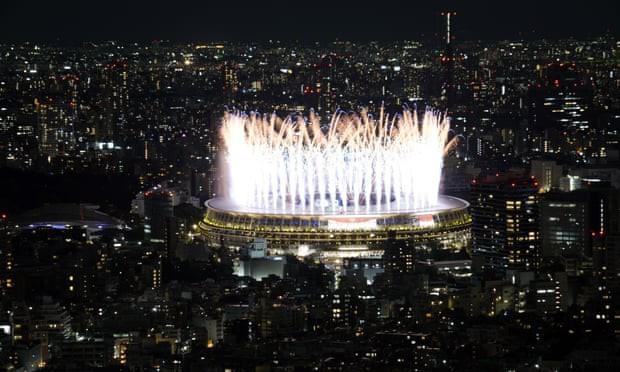 東京五輪の開幕式