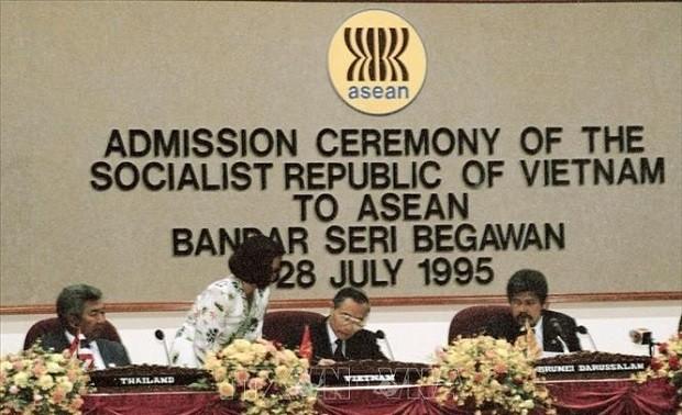 26年間にわたり、ASEAN共同体とともに歩む