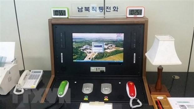 北朝鮮 韓国艦艇とのホットラインに応答=軍通信線復旧後初めて