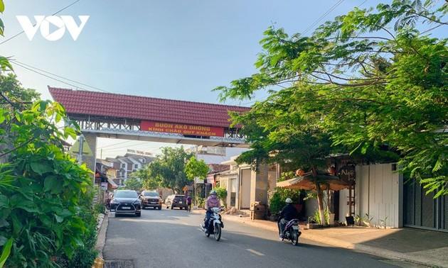 伝統的文化を維持しながら近代的に発展しているブオン・マー・トート市