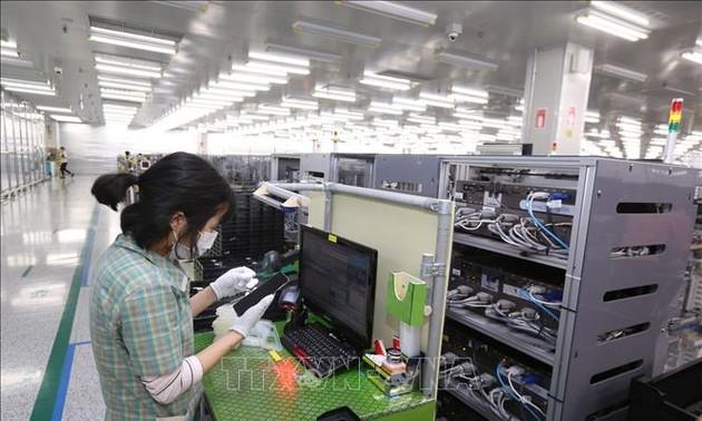 越南成为亚洲最具吸引力的投资目的地之一