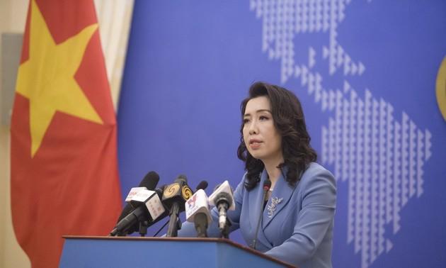 越南希望缅甸尽早稳定局势,致力于人民利益和地区和平稳定