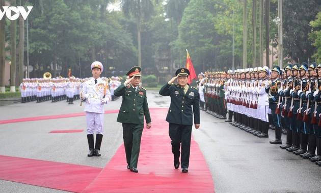 越南加强与中国的全面战略合作伙伴关系
