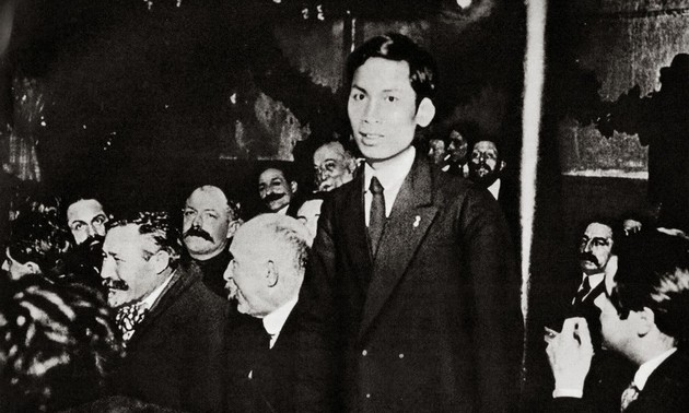 胡志明主席出国寻找救国之路是民族解放斗争的开端