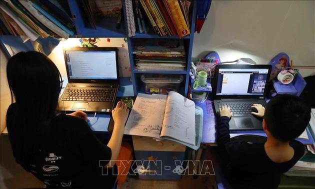 联合国儿童基金会对越南批准保护网络环境中的儿童计划表示欢迎