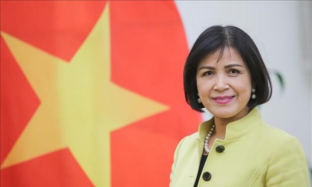 越南在世贸组织关于循环经济和贸易扶持的研讨会上分享观点