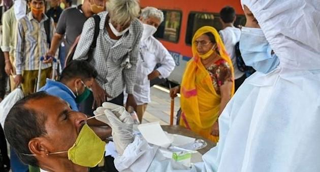 新冠肺炎疫情造成近390万人丧生