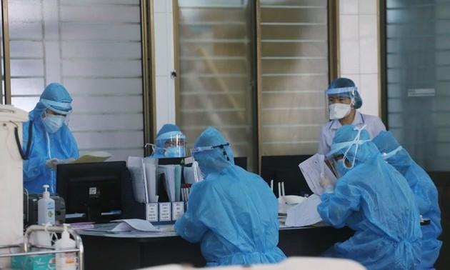 越南新冠肺炎死亡病例累计达70例