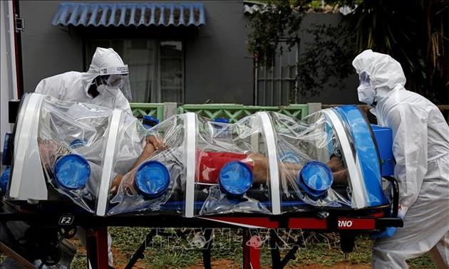 全球新冠肺炎疫情峰会下周在美国举行
