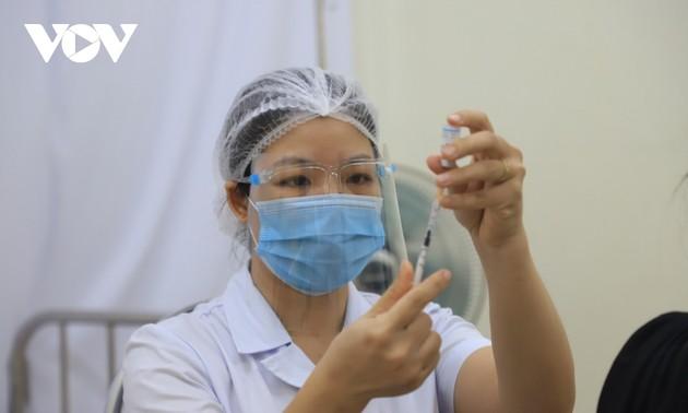 9月18日,越南新增9373例新冠肺炎确诊病例