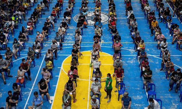 亚洲仍是全球新冠肺炎疫情的震中