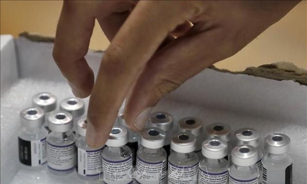 美国辉瑞和德国生物新技术公司申请供5至12岁儿童使用的新冠肺炎疫苗许可