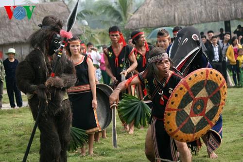 Pesta unik tentang adat memohon ketenteraman warga etnis minoritas Bana