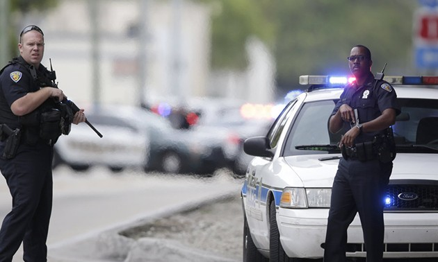 Fusillade en Pennsylvanie: 4 blessés, le tireur abattu