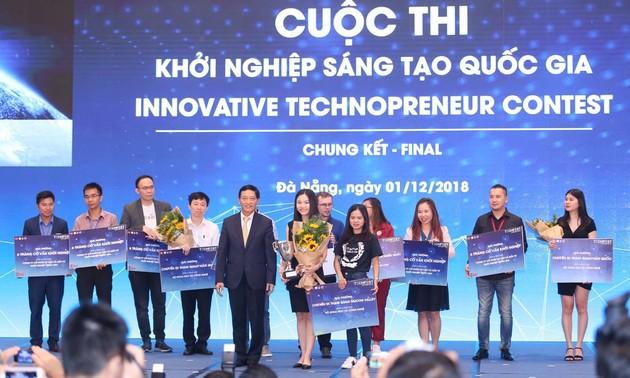 Clôture du Techfest Vietnam 2018