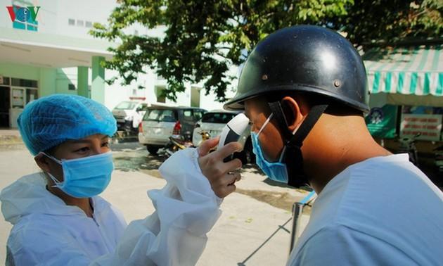 Weitere Covid-19-Infektionen, darunter in Hanoi