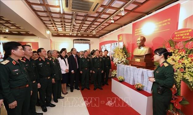 """Ausstellung """"General Le Duc Anh – Sein Leben und seine Karriere"""""""