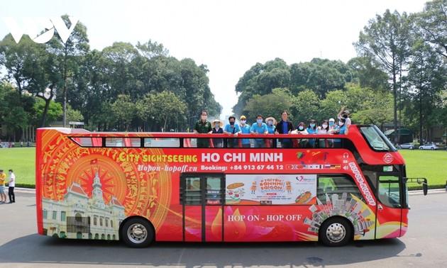 Ho Chi Minh Stadt fördert Tourismus vor Ort