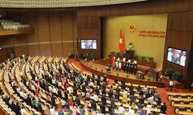 Internationale Medienanstalten würdigen die neue Führung Vietnams