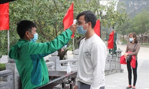 Ninh Binh- ein sicheres Besuchsziel während der Covid-19-Epidemie
