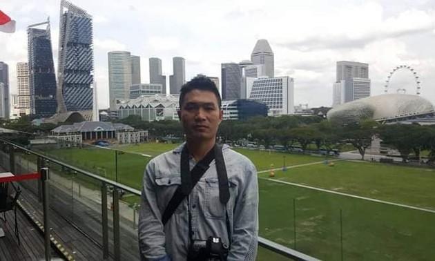Khuc Dinh Duong und seine Leidenschaft für zeitgenössische Malerei