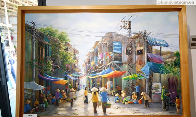 """Bilderausstellung """"Die Lebenslust"""" verbreitet den Optimismus in Zeiten der Pandemie"""