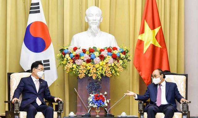Südkorea will Zusammenarbeit mit Vietnam in zahlreichen Bereichen verstärken