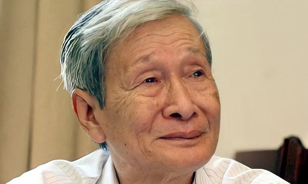Schriftsteller Nguyen Xuan Khanh und seine Werke