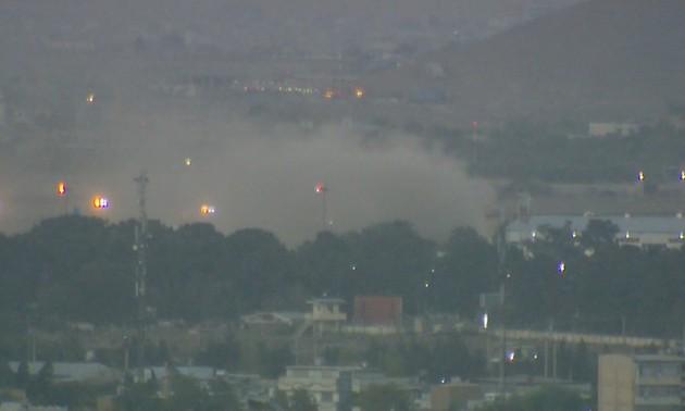 Angespannte Lage in Afghanistan nach Bombenanschlägen in Kabul