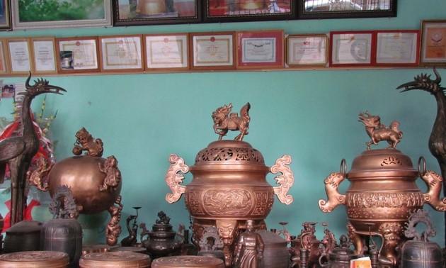 Van Lam – Wirtschaftliche Entwicklung durch traditionelle Berufe