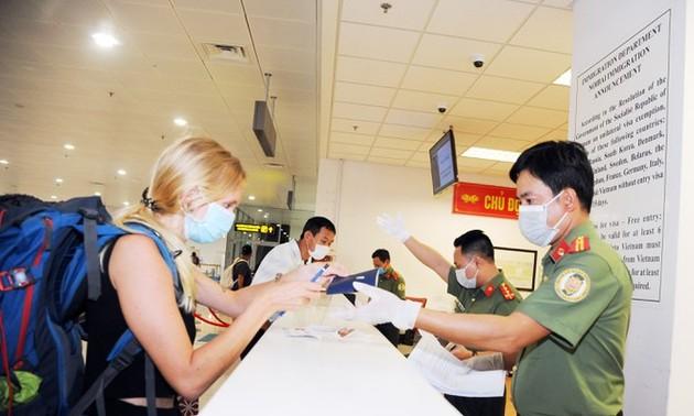 Günstige Ein-und Ausreise für Vietnamesen  und Ausländer