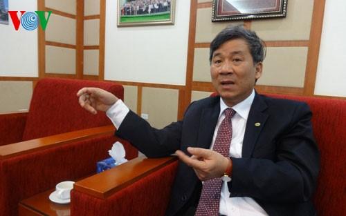 """Professor Nguyen Anh Tri zum zweiten Mal bei Gala """"Der Stolz Vietnams"""" ausgezeichnet"""