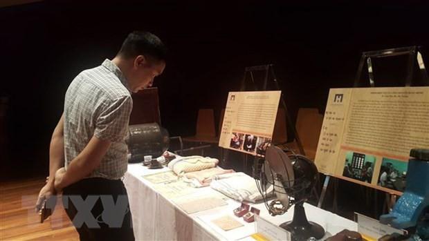 Hanoi-Museum empfängt mehr als 800 Dokumente und Gegenstände