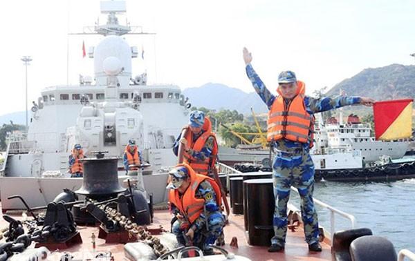 Schutz der Landessouveränität und des Territoriums als konsequente Politik Vietnams