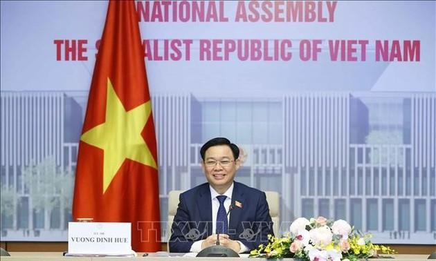 Umfassende strategische Partnerschaft zwischen Vietnam und China verstärken