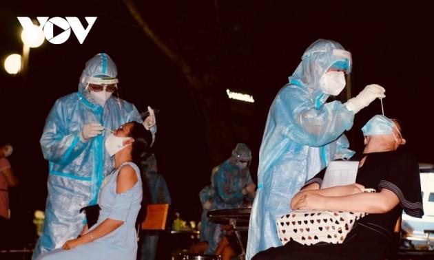 545 neue Covid-19-Infizierte in Vietnam am Freitag