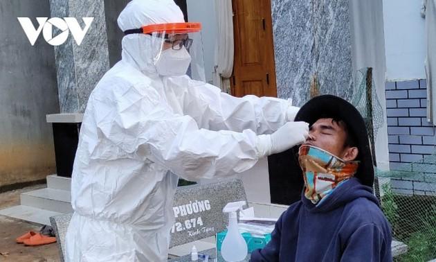 7913 neue Covid-19-Infizierte am Dienstag in Vietnam gemeldet
