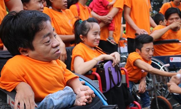 Vietnamesische Agent-Orange-Opfer auf dem Weg zur Suche nach Gerechtigkeit