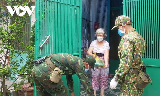 Vietnamesische Volksarmee vom Volk und für das Volk