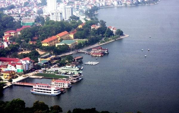 Meminta supaya mengakui Danau Tay sebagai pemandangan alam  terkenal nasional