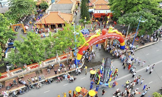Kesan tentang festival tradisional di Provinsi Ba Ria-Vung Tau