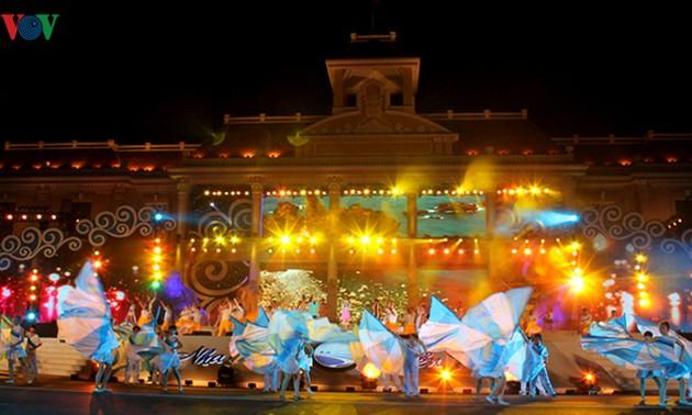 Acara pembukaan Festival Laut Nha Trang-Khanh Hoa tahun 2019