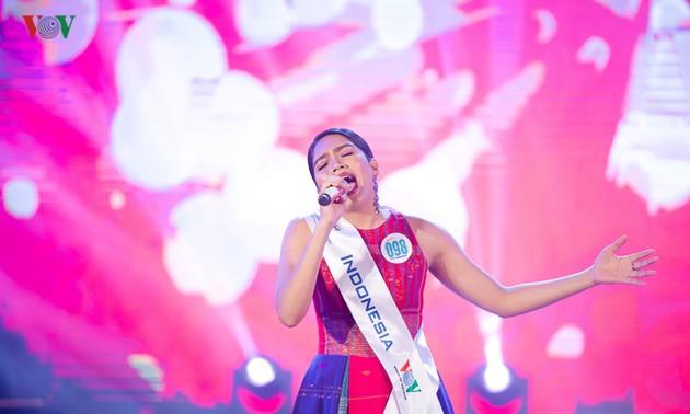 """Perjalanan para kontestan Indonesia di Kontes ke-2 """"Suara Nyanyian ASEAN+3"""" tahun 2019"""