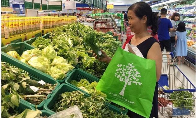 Pemuda Provinsi Bac Ninh dan Gerakan 'Bicara Tidak' terhadap Sampah Plastik
