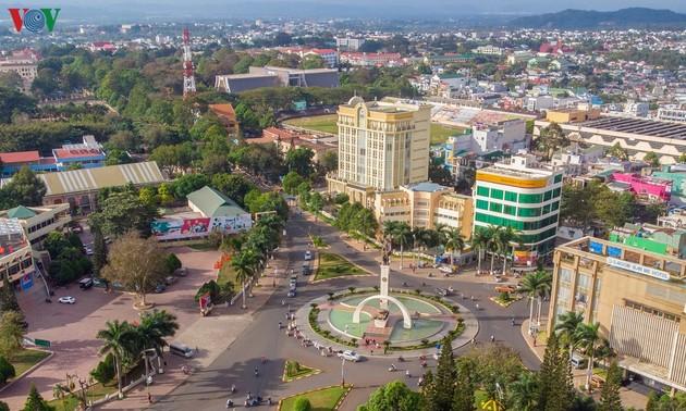 Kota Buon Ma Thuot –  pusatnya  daerah Tay Nguyen